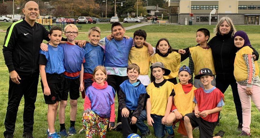 Northridge Soccer Team